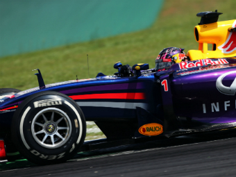 Себастьян Феттель перешел из Red Bull в Ferrari
