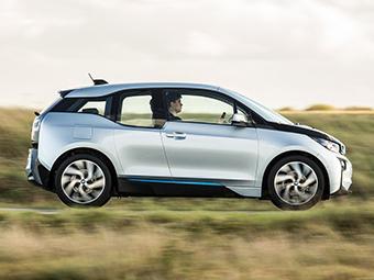 «Зеленым автомобилем года» впервые стал электрокар