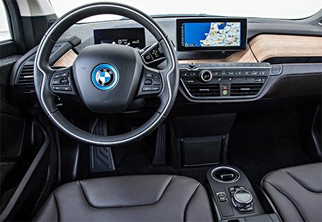 Лучшей экологичной машиной назвали хэтчбек BWM i3. Фото 1