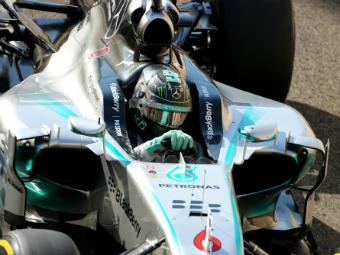 Нико Росберг выиграл квалификацию Гран-при Абу-Даби