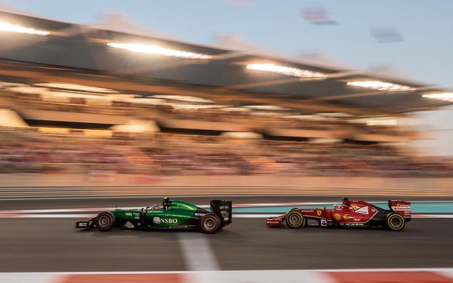 Льюис Хэмилтон выиграл в Абу-Даби и стал новым чемпионом Формулы-1. Фото 4