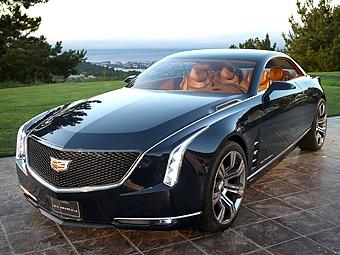 Cadillac задумал посоперничать с Rolls-Royce через 15 лет
