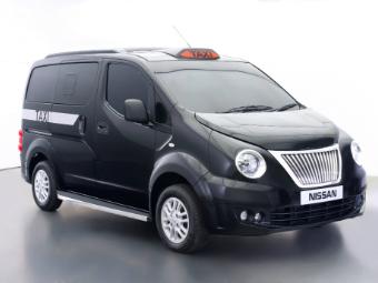 Nissan отложил замену лондонских кэбов своими компактвэнами