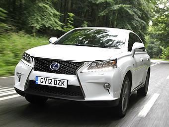 Lexus откажется от нового кабриолета в пользу вседорожника