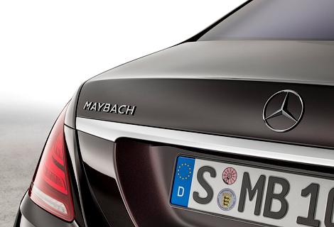 Немцы оставят «заряженные» версии только обычному S-Class