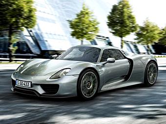 Porsche оставит спорткарам атмосферные моторы