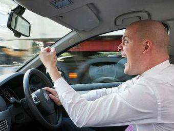Британцев назвали самыми агрессивными водителями в мире