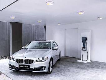 "Компания BMW сделала для китайцев гибридную ""пятерку"""
