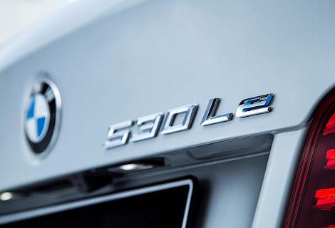 Седан 5-Series сможет проезжать на электротяге 60 километров