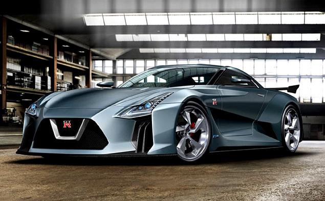 Все, что нужно знать о Nissan GT-R следующего поколения. Фото 8