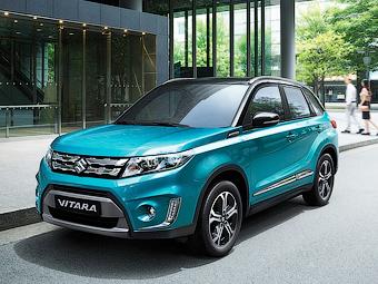 Suzuki выпустит шесть новых моделей за три года