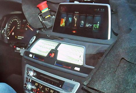 Стали известны подробности о мультимедийной системе BMW 7-Series нового поколения