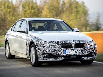 «Трешка» BMW стала гибридом