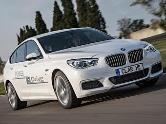 Компания BMW построила 680-сильный гибрид