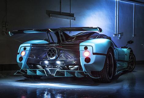 Автопроизводитель построил для клиента из Гонконга уникальный суперкар