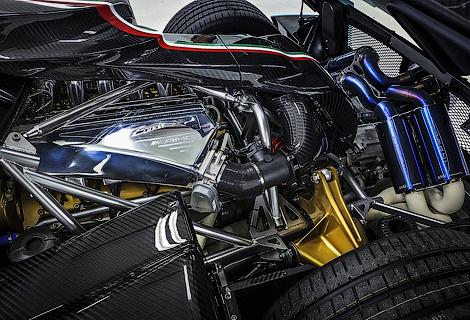 Автопроизводитель построил для клиента из Гонконга уникальный суперкар. Фото 5