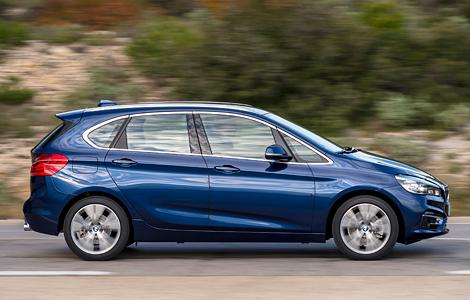 Первой переднеприводной модели BMW добавили систему xDrive