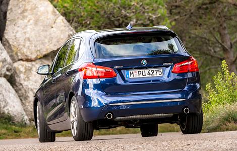 Первой переднеприводной модели BMW добавили систему xDrive. Фото 1