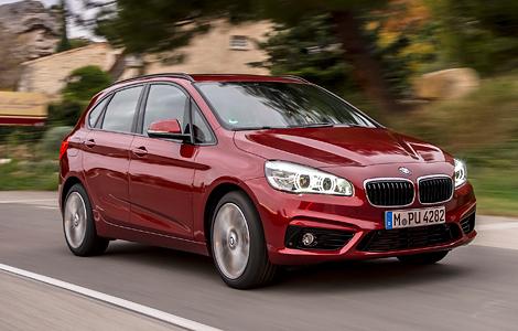 Первой переднеприводной модели BMW добавили систему xDrive. Фото 2