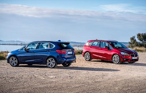 Первой переднеприводной модели BMW добавили систему xDrive. Фото 4