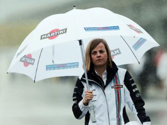 Жена главы Mercedes AMG стала официальным тест-пилотом Williams