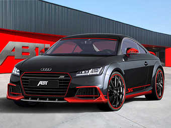 Ателье ABT подготовило тюнинг-пакет для Audi TT