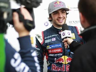 Сын двукратного чемпиона WRC дебютирует в Формуле-1