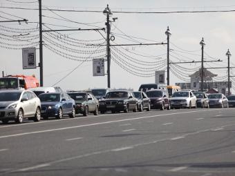 Московские власти задумали строить бетонные дороги