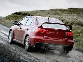 Прощальная версия Mitsubishi Lancer Evo станет 446-сильной