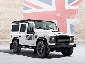 Land Rover прекратил продажи Defender в России