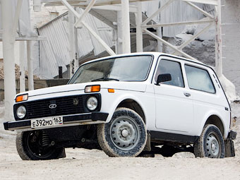 «АвтоВАЗ» отказался от новых моторов для Lada 4х4