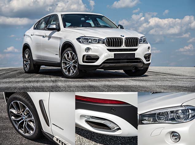 Тест-драйв нового кроссовера BMW X6, который плюет на стереотипы. Фото 2