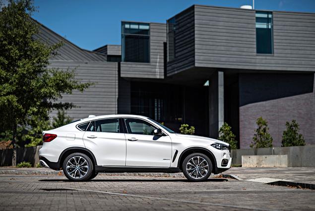 Тест-драйв нового кроссовера BMW X6, который плюет на стереотипы. Фото 3