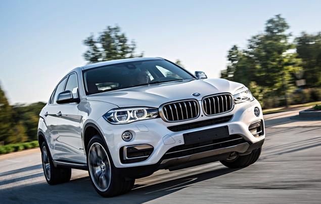 Тест-драйв нового кроссовера BMW X6, который плюет на стереотипы. Фото 4