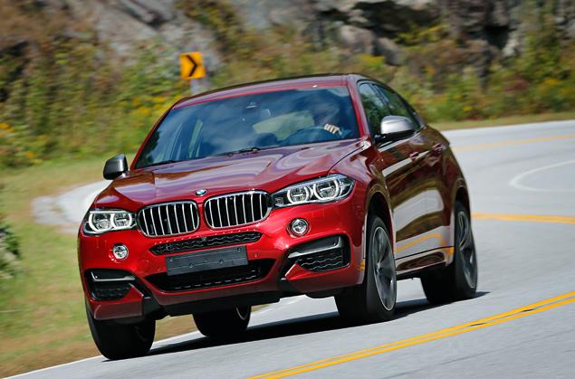 Тест-драйв нового кроссовера BMW X6, который плюет на стереотипы. Фото 7