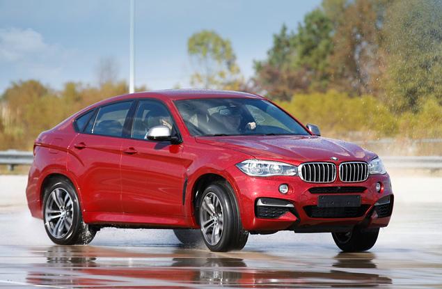 Тест-драйв нового кроссовера BMW X6, который плюет на стереотипы. Фото 9