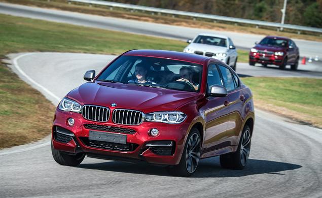 Тест-драйв нового кроссовера BMW X6, который плюет на стереотипы. Фото 10