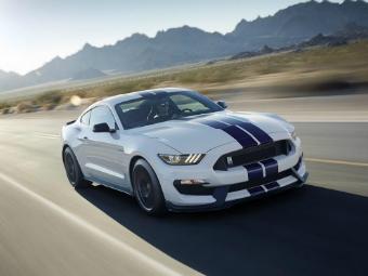 Самый мощный Ford Mustang в истории сделают еще мощнее
