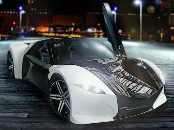 Канадцы выпустят электрический спорткар с полным приводом