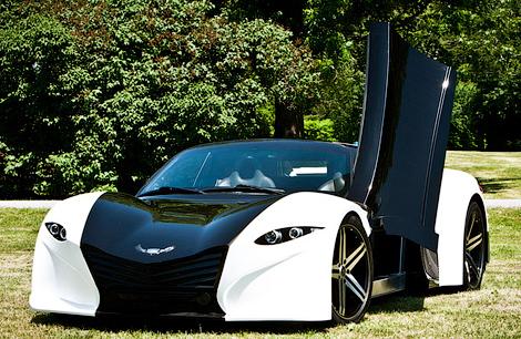 Фирма Dubuc решила сделать «двоюродного брата Tesla»