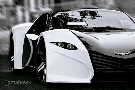 Фирма Dubuc решила сделать «двоюродного брата Tesla». Фото 2