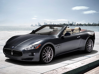 В Maserati отказались от нового кабриолета GranTurismo