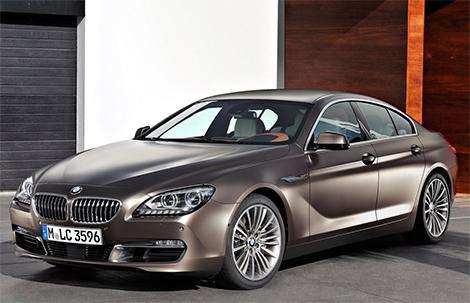 Семейство BMW 6-Series станет легче и компактнее