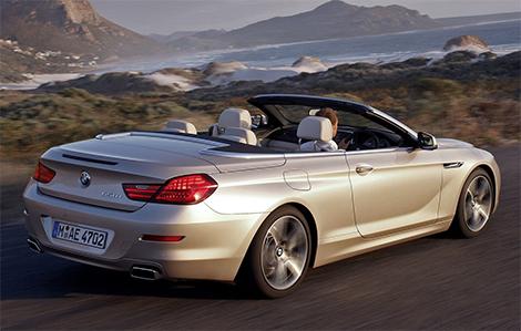 Семейство BMW 6-Series станет легче и компактнее. Фото 2