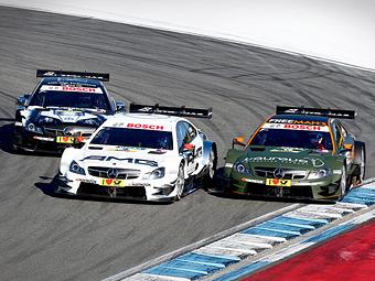 Число гонок DTM увеличили в два раза