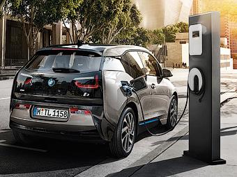 BMW создаст собственную сеть электрозаправок