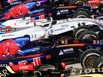 Пилотам Формулы-1 запретили выступать без водительских прав