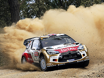FIA опубликовала календарь WRC 2015 года