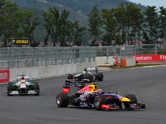 СМИ назвали фикцией включение Гран-при Кореи в календарь Формулы-1