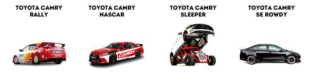 Тест-драйв обновленной Toyota Camry. Фото 9